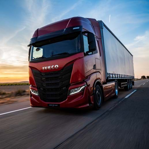 IVECO lanceert vol trots de S-WAY