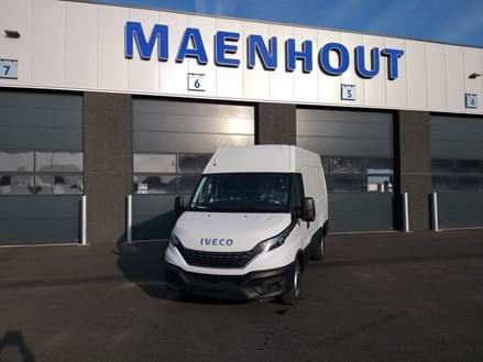 Witte Iveco Daily