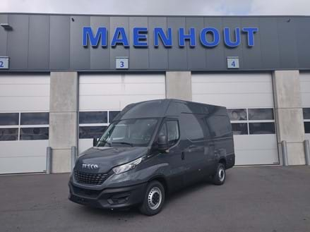 Stock Iveco Daily Grijs