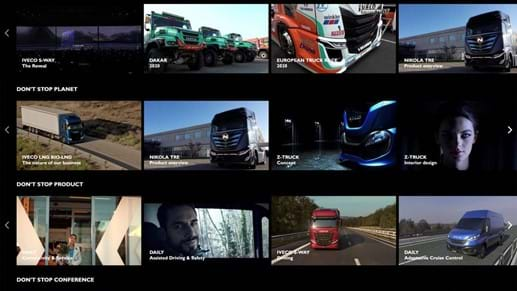 IVECO Live Channel