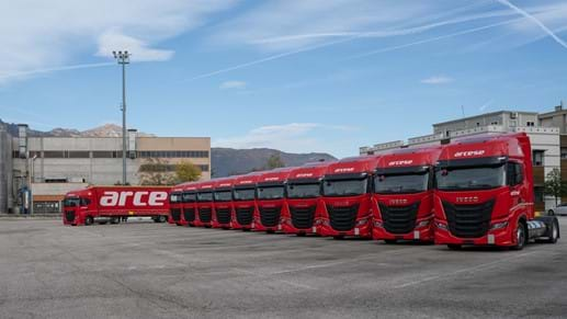 Partnership IVECO & Arcese
