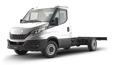 Stock Iveco Daily Chassis-Cabine